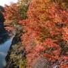 北海道の紅葉といえばココ!!夕張滝の上公園