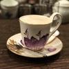 20年以上通い続けている茶亭羽當 コーヒーカップ、本当にその人の雰囲気にあったカップを出しているのか