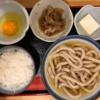 【うどん日記Vol.5】うどん 讃く(大阪・福島)は朝定食がおすすめ!