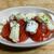 【ワインによく合う】トマトとカマンベールのオリーブオイルがけ【おつまみ】
