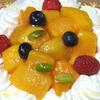 トリエス しっとりフルーツショートケーキ