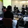 東大早慶を中心とした学生ミートアップで代表の高谷が登壇しました