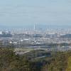 近つ飛鳥風土記の丘(一須賀古墳群)その3 展望台 大阪府南河内郡河南町東山