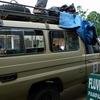 2010年 ジャングルと言う名のパンパツアー ルレナバケ