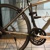 私も幼少のみぎりより40年近く自転車に乗っておりますが、プツンとチェーンが切れたのはこれが初めてでございます。