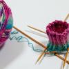 Opal毛糸の靴下(KFS128 アイスクリーム編)
