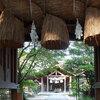 楽し気な長浜神社