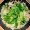 あっさり美味しい、みぞれ肉豆腐の作り方。