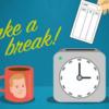 Take a break!  / 新曲MV撮影開始
