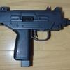 マイクロUZI(ウージー)&ソシミM821 モデルガン(カスタム)