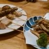 【食事日記】カルシウム豊富「いかなごの唐揚げ」で晩酌、これもまた良い感じです。