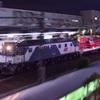 第1135列車 「 甲226 DD200-4の再出場に伴う甲種輸送を狙う 」