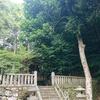 【葛木水分神社】国津と天津。灌漑の農業神を祀る古社【水越川の源流域】