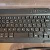 タブレットに外付けキーボードをつないでみた