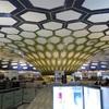 アブダビ国際空港到着しました。 #urawareds