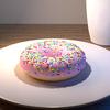 Blenderでドーナツ作り(8) ライティングとか