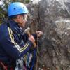 〈個人山行〉金毘羅山・ロープワーク練習