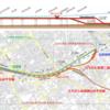 えちぜん鉄道、新幹線の高架をはしる??