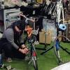 俺Styleで自転車を直してもらったお礼にknog Oiを購入したらGIROのグローブをもらってしまった