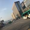 運転荒い韓国の市内バス