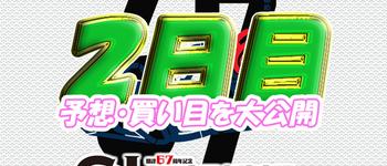 【2日目】全日本王者決定戦 開設67周年記念【当たる競艇予想】得点率・順位を大公開!