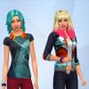 ベーア家001~キャンディーとユキ、名前も顔もキュートな姉妹登場!