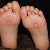 【官足法】足裏からのサイン