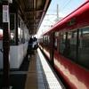 ナポリタンにかきごおり - 西尾まで電車さんぽ - 2018年7月はつか