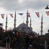 トルコ旅行(16) 最終日 トルコ風呂、そして帰国 2010/09/23(木)