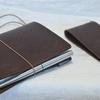 トラベラーズノートをカスタマイズ!文庫サイズ(A6)に裁断、自作改造で使い勝手抜群の手帳になる