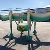 「空飛ぶトラック」商用化 ヤマト、積載450キロ 20年代半ばに