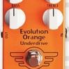 Mad Professor、「歪みをクリーンにする」逆転の発想、「Evolution Orange Underdrive」発表!