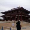 興福寺中金堂と涅槃会