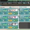 艦これ夏イベE-1&E-2甲クリア