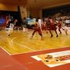 プロバスケ、観戦。
