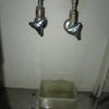 台所の流しの水漏れ、油断してあふれさせてしまいました;;