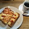 朝食 8:00