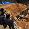 日本初の女帝推古天皇の1stお墓を土で封印して二度と使えないようにしていた理由とは