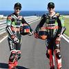 J.レイとT.サイクスの成功を祈っています