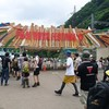 2017/07/28 FUJI ROCK FESTIVAL 2017(OGRE YOU ASSHOLE、サニーデイ・サービス、RADWIMPS、CATFISH AND BOTTLEMEN、GORILLAZ、ARCA、CLARK) @ 苗場スキー場