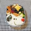 スヌーピー弁当/My Homemade Snoopy Lunchbox/ข้าวกล่องเบนโตะสนุปปี้ที่ทำเอง