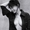 """長谷川京子、野外「横バスト写真」に東京タワー以上の""""そそり立ち具合""""指摘!"""