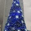 【わくわく香港】旅行記始めます!巨大クリスマスツリー