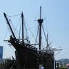 【写真修正・加工】サンタ・マリア号 ~復元帆船~