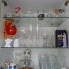 ☆食器棚のグラス類、多すぎ・・・。