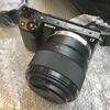 ソニー単焦点レンズ SEL50F18Fが居酒屋にて