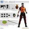 【DCコミックス】ワン12コレクティブ『ジョーカー クラウンプリンス・オブ・クライム ver』1/12 可動フィギュア【メズコ】より2018年12月発売予定♪