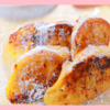 レーズン酵母でフレンチトースト