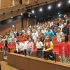 学習発表会㉑ 全校合唱 フィナーレ