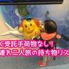 赤ちゃん・子連れでLCC受託手荷物なし!で香港へ!持ち物リスト公開【海外旅行】